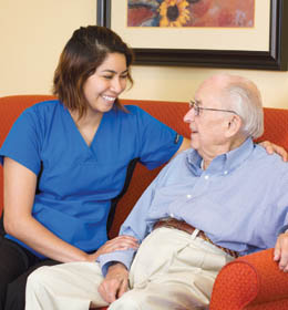 Memory care in Parker