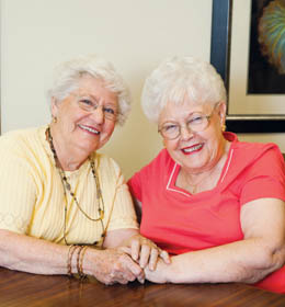 Why choose Three Oaks Assisted Living and Memory Care