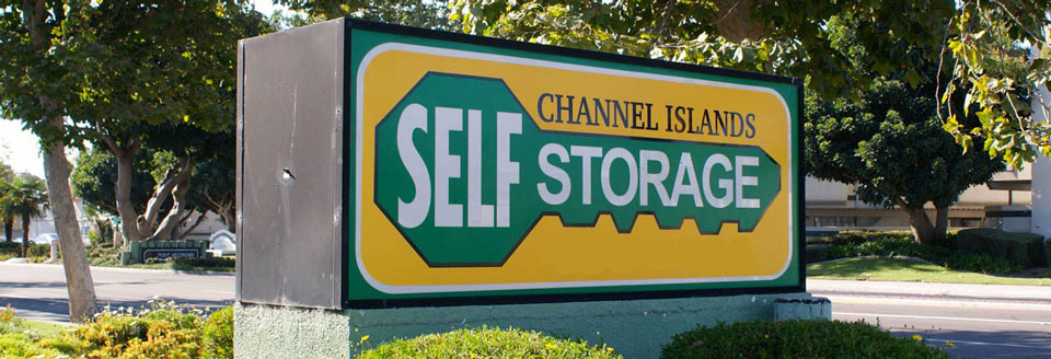Port hueneme self storage exterior
