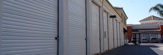 Oxnard self storage exterior