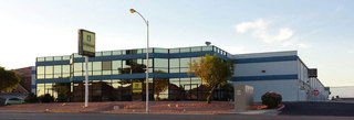 Las vegas self storage exterior