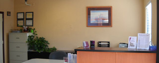 Office at self storage in Mesa