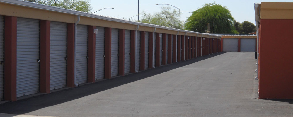 Self Storage In Mesa With Exterior Units Undefined