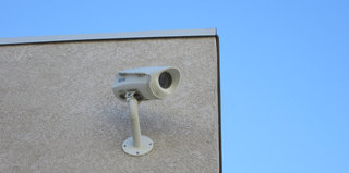 Security camera at self storage in Thousand Palms