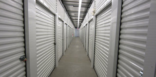 Thousand Palms self storage has interior units