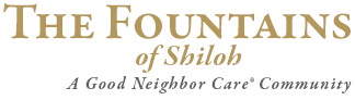 The Fountains of Shiloh