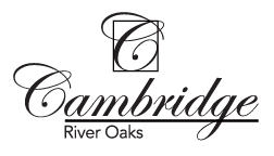 Cambridge at River Oaks Apartments