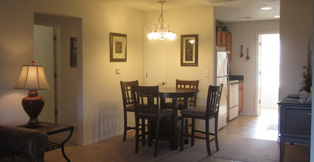 Apartments in branson living