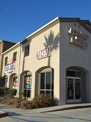 Thousand Palms Business Storage