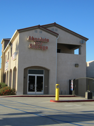 Self Storage Facility Thousand Palms, CA
