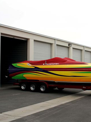 Boat Storage in Perris, CA