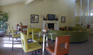 Amarillo apartments clubhouse interior