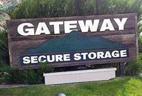 Discover your options for self storage units for rent in Gypsum