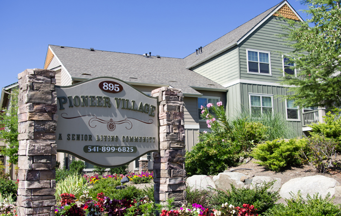 Fac pioneer village senior living community
