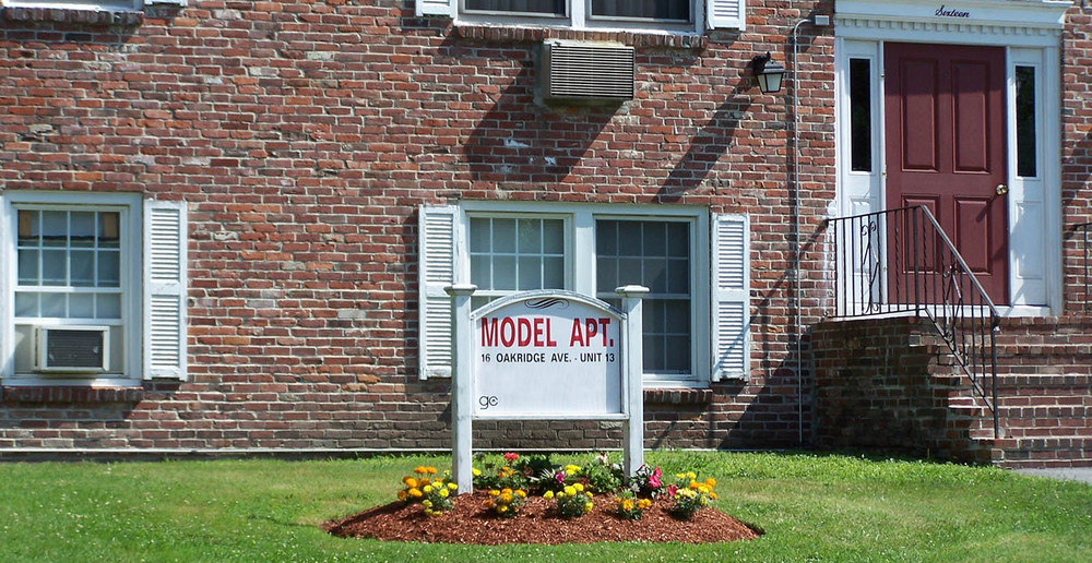 Model apartments in salem