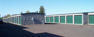Medford self storage has security and convenient access to units