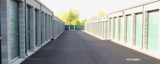 Safe secure units at self storage in Medford