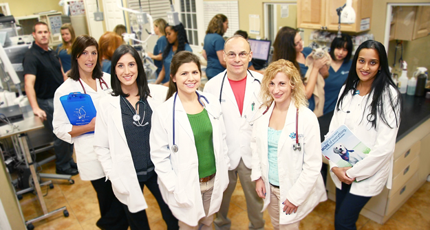 About Us National Veterinary Associates