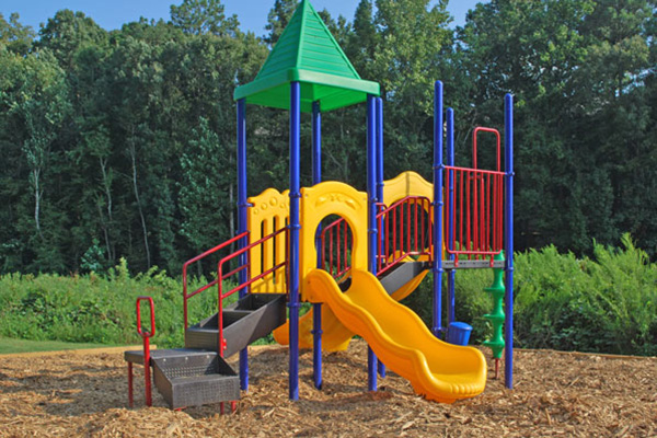 playground at Morgans Landing
