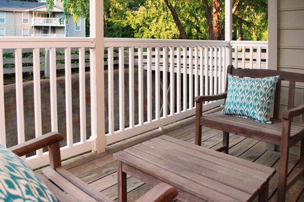 enjoy your deck or patio