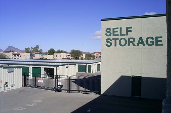 Self Storage In Tucson Az Near Midvale Park