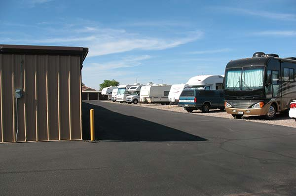 Apache Junction RV and boat storage