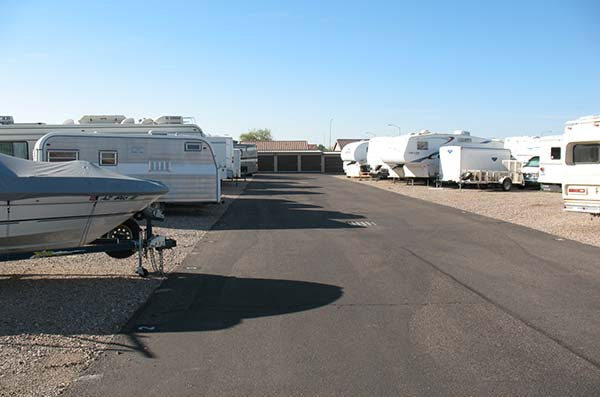 Apache junction rv storage