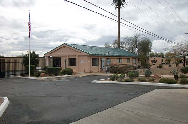 Office at Apache Junction self storage