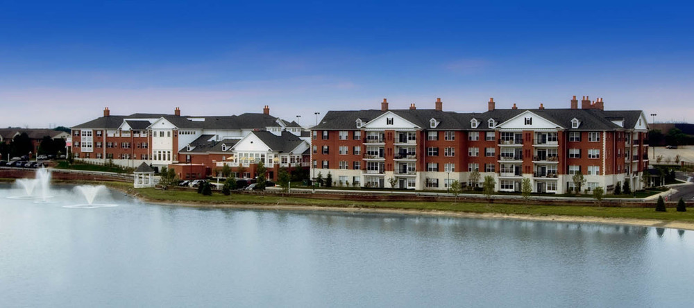 Sterling heights luxury senior living community