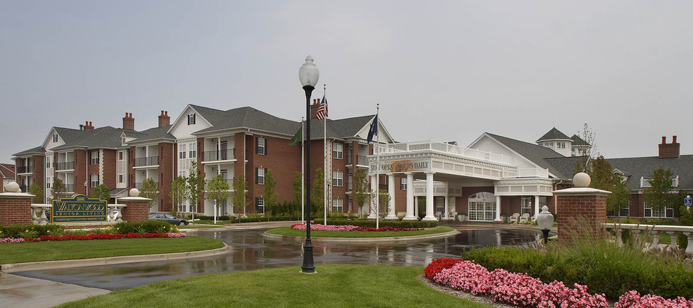 Sterling heights senior living community