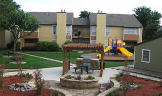 Playground apartments amarillo