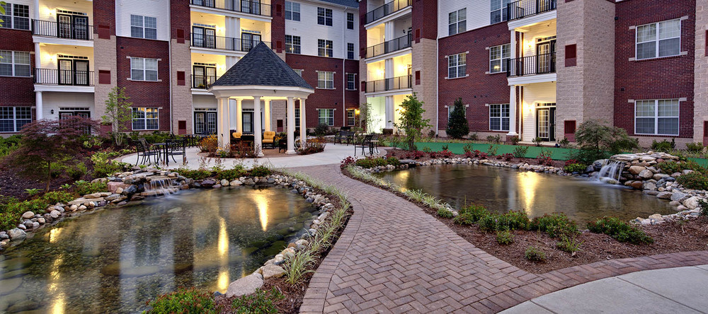 Singh senior living community exterior