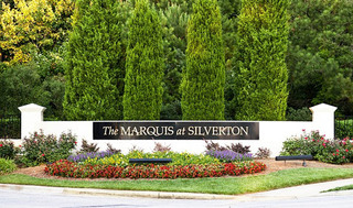 Silverton entrance to apartments