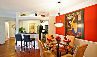 Apartments dining room