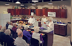 Amenities at Concord Place Retirement Community in Northlake, IL