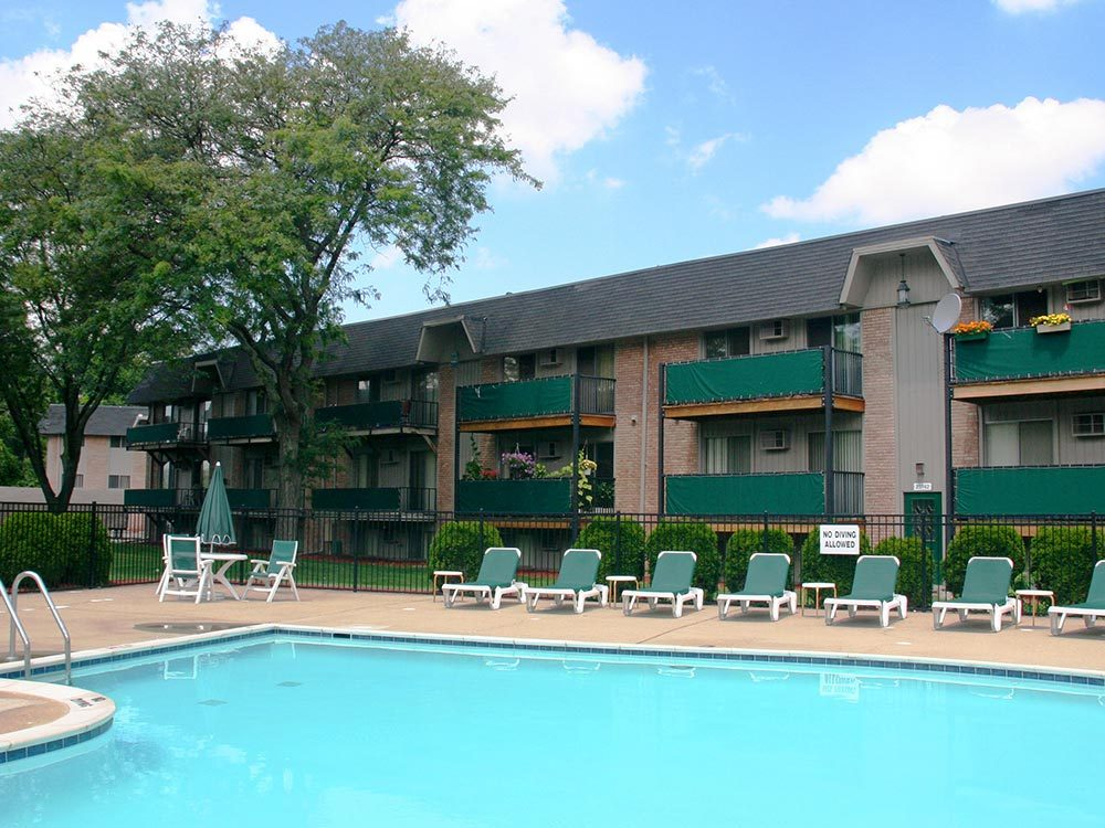 Park Forest Apartments Dearborn Heights Mi