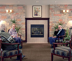 Experience the Difference at senior living in Concord Place Retirement Community in Northlake