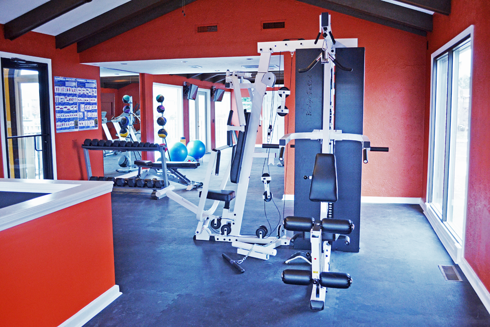 Fitness center stonebridge