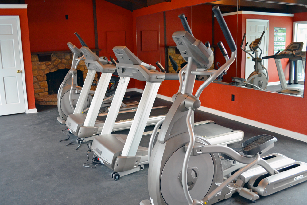 Fitness center tredmills stonebridge