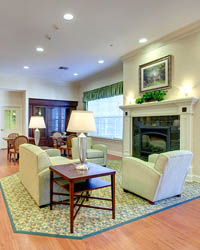 Cary senior living floor plans