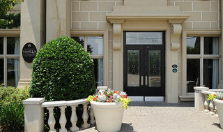 Turtle creek apartments entrance