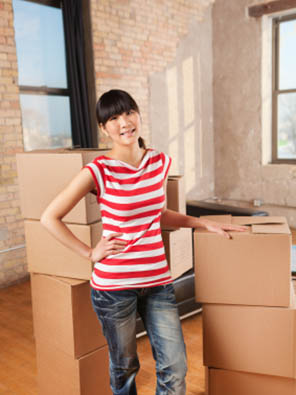 Self storage moving guide