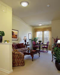 Rochester Hills senior living floor plans