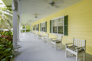 Arbor oaks greenacres porch