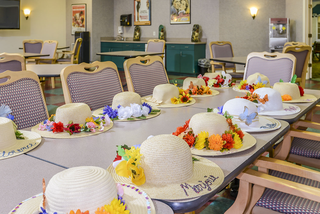 Arbor oaks greenacres long table