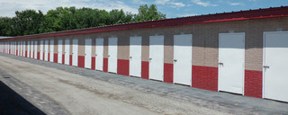 Self storage units in alton