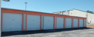 Self storage facility in fenton