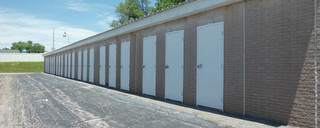 saint charles self storage facility