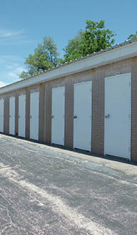 Self storage unit sizes and prices in Saint Charles