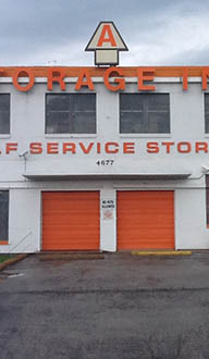 Directions to our self storage facility in Saint Charles